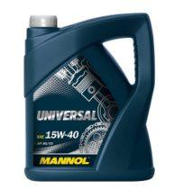 Моторное масло MANNOL Universal 15W-40
