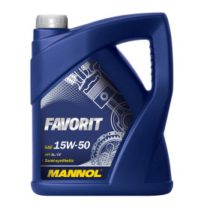 Моторное масло MANNOL Favorit 15W-50