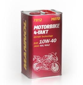 MANNOL 7812 Motorbike 4-Takt 10W-40