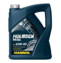 Масло моторное MANNOL Molibden Diesel 10W-40
