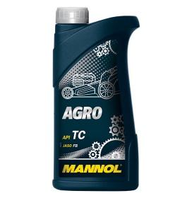 Масло для двухтактных двигателей  MANNOL Agro