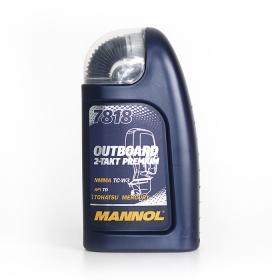 Масло для двухтактных двигателей   MANNOL 7818 Outboard 2-Takt Premium