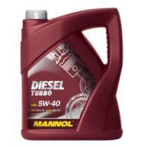Моторное масло MANNOL Diesel Turbo 5W-40