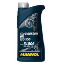 Масло компрессорное MANNOL Compressor Oil ISO 46