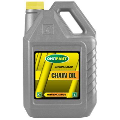 OIL RIGHT Цепное масло