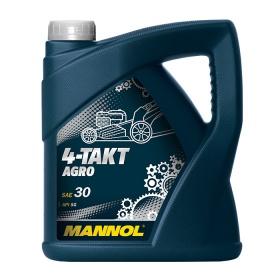 Масло моторное MANNOL 4-Takt Agro SAE 30