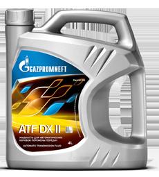 Масло для АКПП Gazpromneft ATF DX II