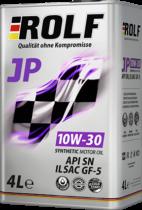 ROLF JP SAE 10W-30 ILSAC GF-5/API SN