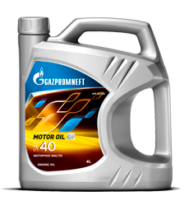 Моторное масло Gazpromneft Motor Oil 40