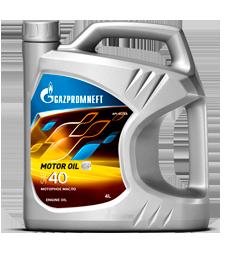 Моторное масло Gazpromneft Motor Oil 40