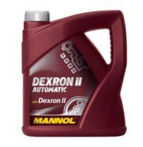 Трансмиссионное масло для АКПП MANNOL Dexron II Automatic