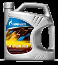 Масло для АКПП Gazpromneft ATF DX III