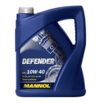 Масло моторное полусинтетическое MANNOL Defender 10W-40