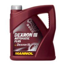 Трансмиссионное масло для АКПП MANNOL Dexron III Automatic Plus