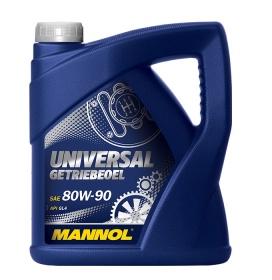 Масло трансмиссионное для МКПП  MANNOL Universal Getriebeoel 80W-90