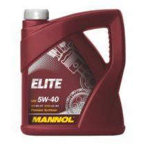 Масло моторное MANNOL Elite 5W-40