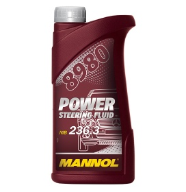 Масло гидравлическое MANNOL 8980 Power Steering Fluid