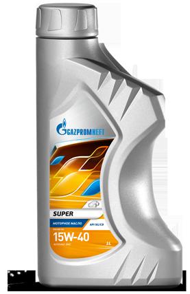 Масло моторное Gazpromneft Super 15W-40