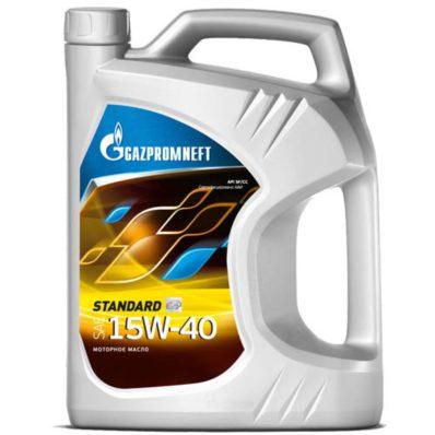Масло моторное Gazpromneft Standard 15W-40
