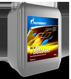 Масло трансмиссионное Gazpromneft GL-5 80W-90
