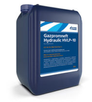 Масло гидравлическое Gazpromneft Hydraulic HVLP-10
