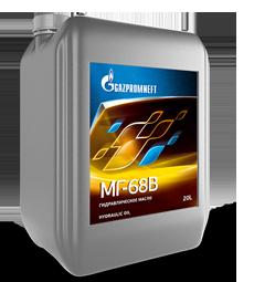 Масло гидравлическое Gazpromneft МГ68В