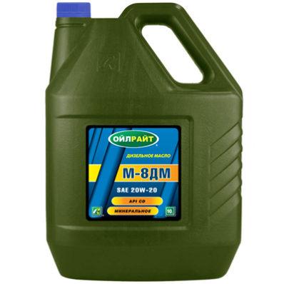 OIL RIGHT М-8ДМ SAE 20W-20
