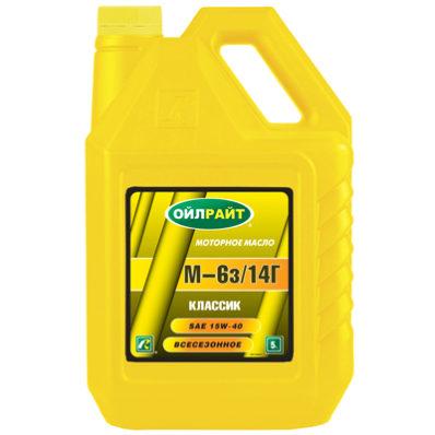 OIL RIGHT 15W-40 (М-6з/14Г)