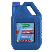 OIL RIGHT Антифриз -40 (Зелёный)