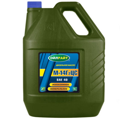 OIL RIGHT М-14Г2ЦС SAE 40