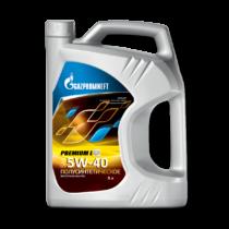 Масло синтетическое Gazpromneft Premium L 5W-40