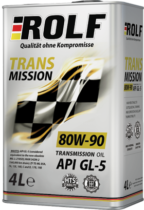 ROLF TRANSMISSION 80W-90 GL-5