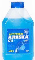 АЛЯSКА Antifreeze G11 -40 (Синий)