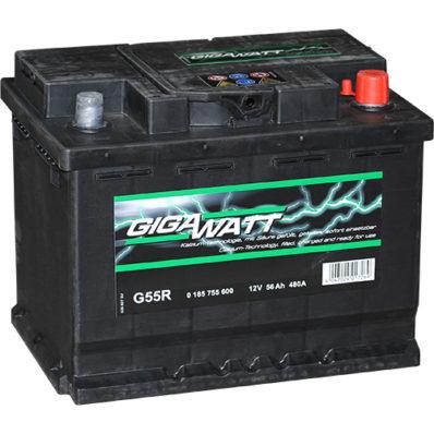 Аккумулятор GIGAWATT 556 400 048 G55R