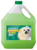 АЛЯSКА Antifreeze Long Life G13 -40 (Зелёный)