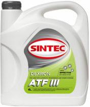 SINTEC ATF III DEXRON
