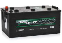 Аккумулятор GIGAWATT 725 012 115 G225R