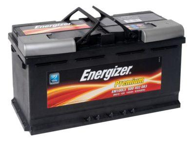 Аккумулятор Energizer Premium 600 402 083 EM100-L5