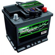 Аккумулятор GIGAWATT 553 400 047 G53R