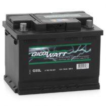 Аккумулятор GIGAWATT 556 401 048 G55L
