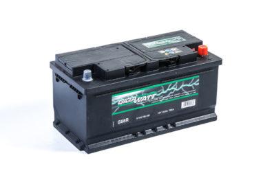 Аккумулятор GIGAWATT 583 400 072 G88R