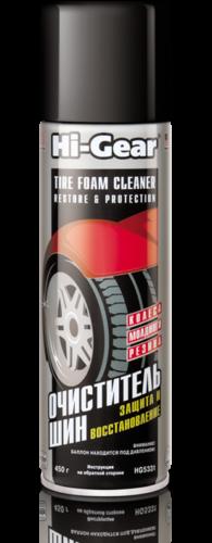 Hi-Gear Очиститель шин. Восстановление и защита