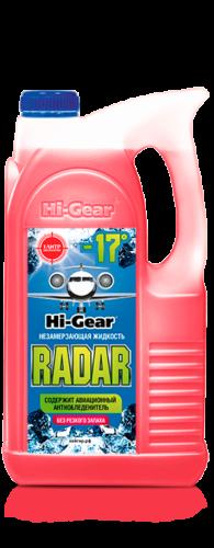 Hi-Gear Стеклоомывающая жидкость RADAR -17°C