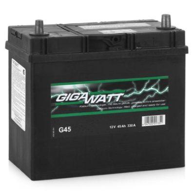 Аккумулятор GIGAWATT 545 157 033 G45L