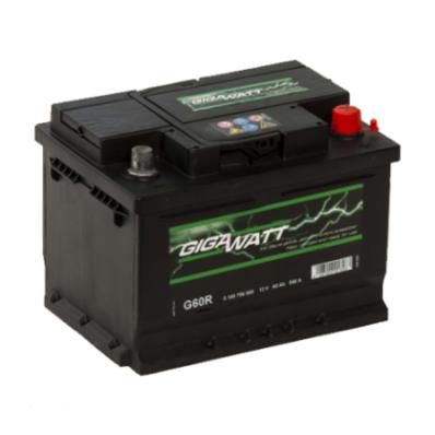 Аккумулятор GIGAWATT 560 409 054 G60R