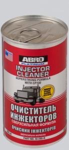 ABRO Platinum Очиститель инжектров