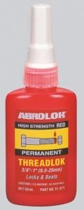 ABRO Фиксатор резьбовых соединений (Красный)