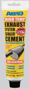ABRO Цемент глушителя