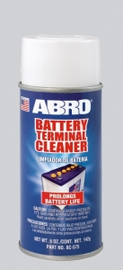 ABRO Очиститель клемм аккумулятора