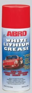 ABRO Cмазка белая литиевая